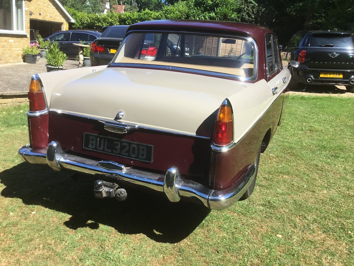 1964 Wolseley 6/110 Auto For Sale (picture 7 of 12)