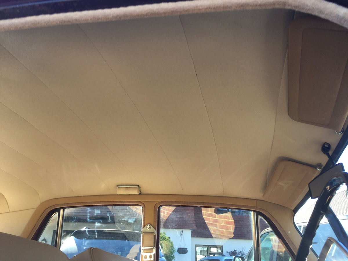 1964 Wolseley 6/110 Auto For Sale (picture 10 of 12)