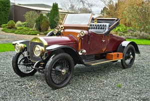 Picture of 1913 WOLSELEY 24/30HP TWO-SEATER For Sale