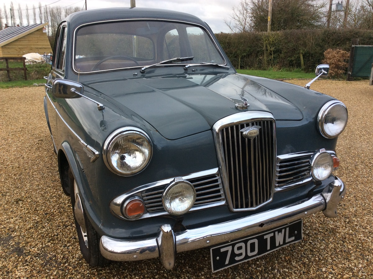 1964 Wolseley 1500  SOLD (picture 1 of 12)