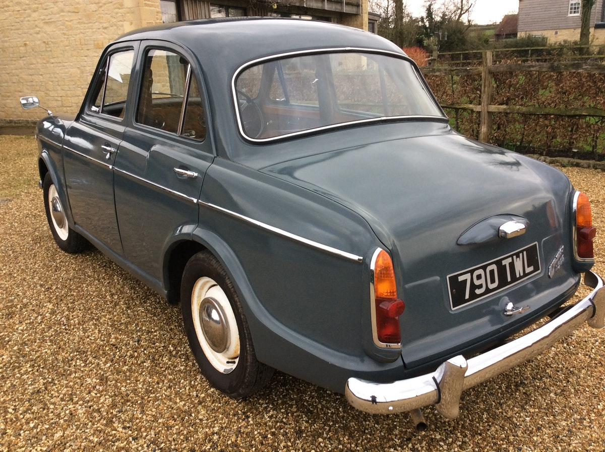 1964 Wolseley 1500  SOLD (picture 2 of 12)