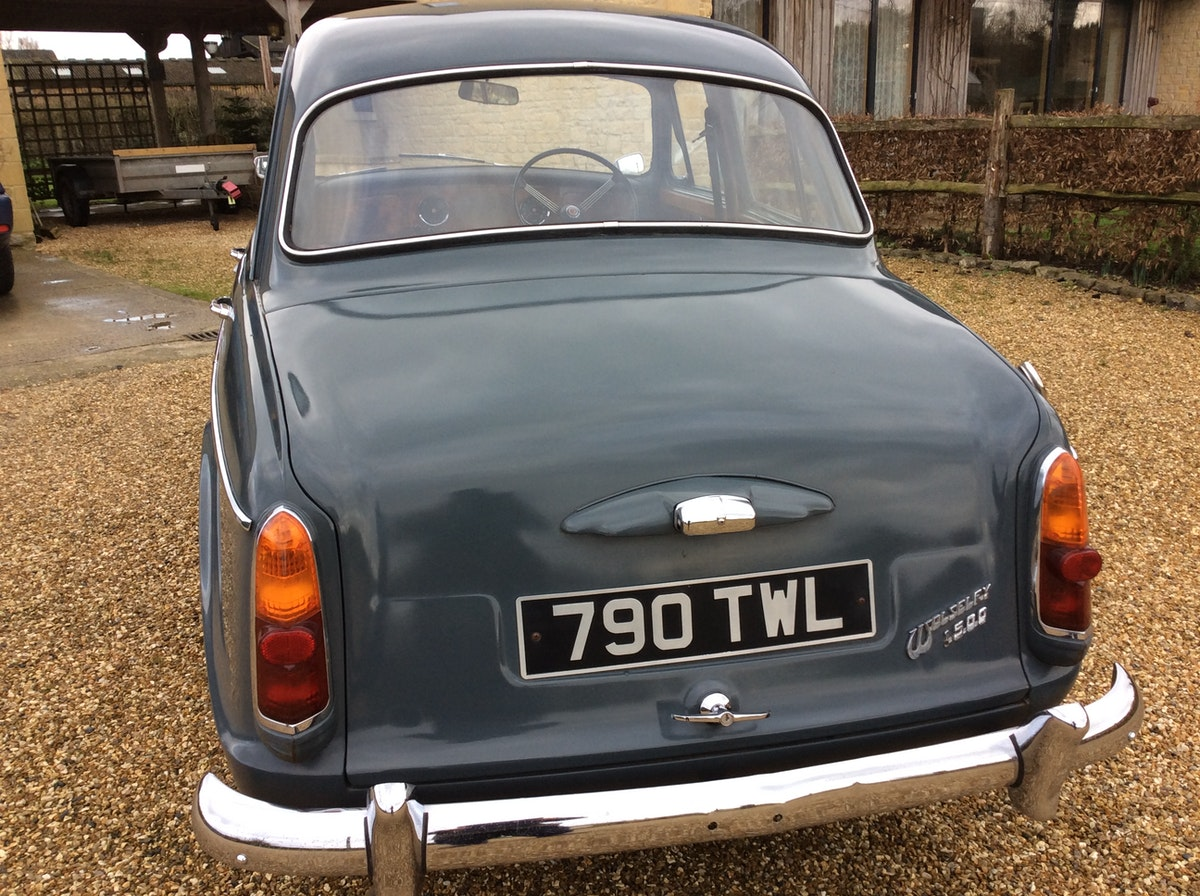 1964 Wolseley 1500  SOLD (picture 3 of 12)