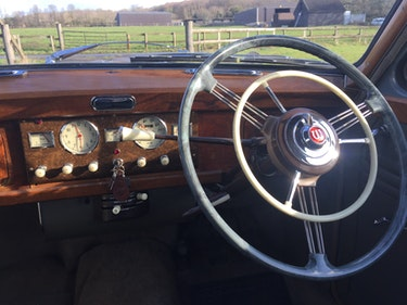 Picture of 1955 Wolseley 4/44 26000 miles from New !!! NOW SOLD !!! For Sale