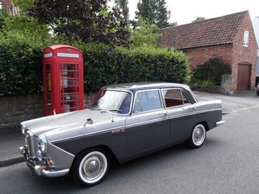 Picture of Beautifully Restored 1967 Wolseley 16/60 Manual For Sale
