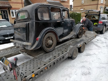 Picture of 1935 Model 9 wolseley For Sale