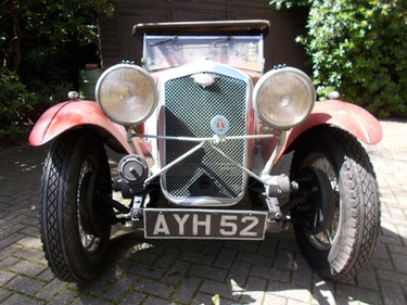 Picture of 1934 Wolseley Hornet Daytona Special Sports, Barn find. For Sale