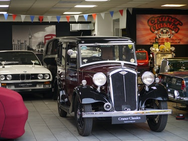 Picture of 1934 Wolseley 9 Sliding Head For Sale