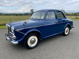 1963 Wolseley 1500 Saloon For Sale (picture 1 of 12)
