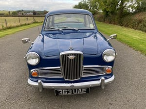 1963 Wolseley 1500 Saloon For Sale (picture 2 of 12)