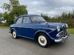 1963 Wolseley 1500 Saloon For Sale (picture 3 of 12)