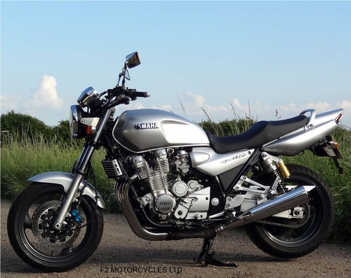 2001 Yamaha XJR1300 Totally Original, v.low mileage, A1 condition SOLD (picture 2 of 6)