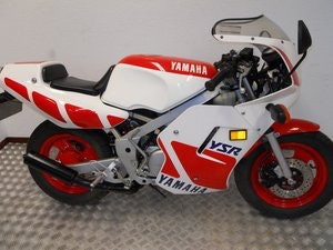 Picture of 1987 Yamaha YSR 50 2 stroke . new SOLD