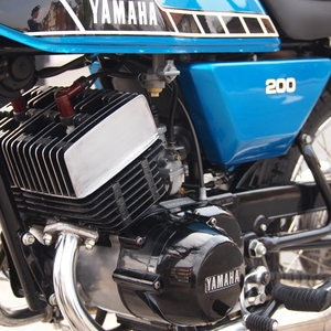 Picture of 1979 Yamaha RD200 RESERVED FOR STEPHEN. SOLD