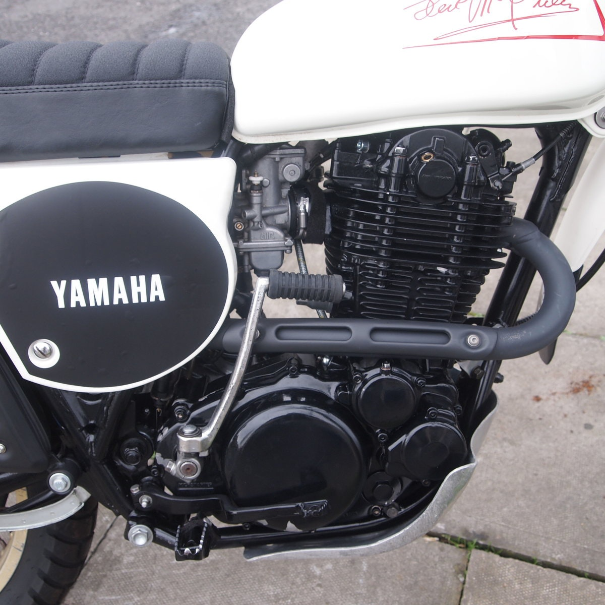1978 Yamaha XT500 Enduro 'Big Thumper' SOLD (picture 6 of 6)