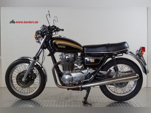 1982 Yamaha XS 650 type 447, with 850 cc For Sale (picture 1 of 12)