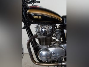 1982 Yamaha XS 650 type 447, with 850 cc For Sale (picture 3 of 12)