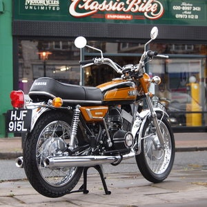 Picture of 1973 Yamaha YDS7 250 In Concours d'Elegence Condition, BEST. SOLD