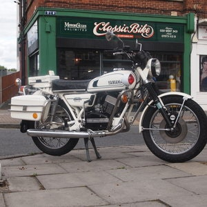 Picture of 1974 Genuine RD350 Malaysian Police Bike, RESERVED FOR JOHN. SOLD