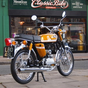 Picture of 1973 Yamaha SS50 Genuine UK Bike, Like New, Offers Considered. For Sale