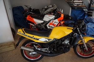 Picture of 1990 Yamaha rd 2 strokes for sale RD350LC Rd500lc  For Sale