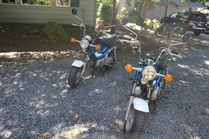 Picture of 1980 Yamaha Chappy Scooters SOLD by Auction