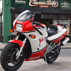 Picture of 1985 Yamaha RD500 LC YPVS Early Model, SOLD TO M. SOLD