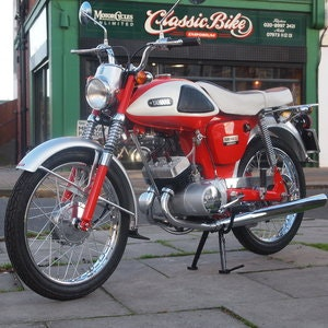 Picture of 1967 Yamaha YL-1 Model 100cc Twin Jet, RESERVED FOR DENNIS. SOLD