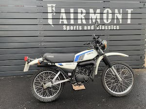 1980 Yamaha DT175 MX Enduro For Sale (picture 2 of 12)