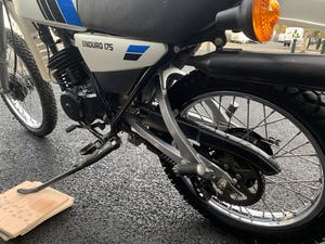 1980 Yamaha DT175 MX Enduro For Sale (picture 7 of 12)
