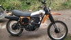 Rare Yamaha TT500 (like XT500) with road lights