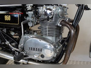 1982 Yamaha XS 650 type 447, with 850 cc For Sale (picture 8 of 12)