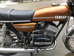 1973 Yamaha RD250  21040 For Sale (picture 1 of 20)