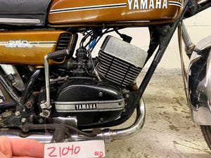 1973 Yamaha RD250  21040 For Sale (picture 8 of 20)