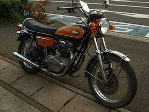 YAMAHA XS650E (1971) 650cc from JAPAN For Sale (picture 4 of 4)