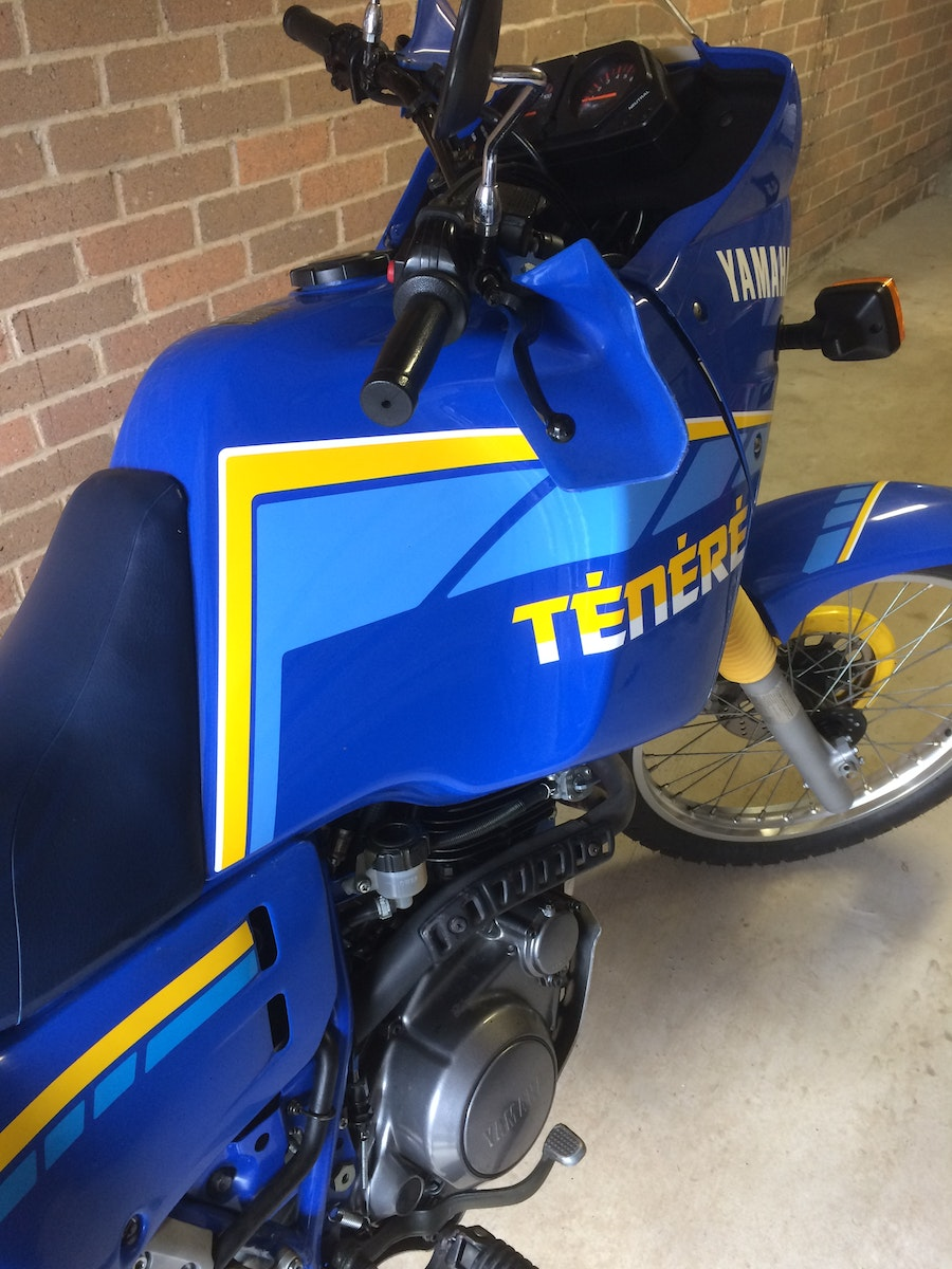 1990 Yamaha Tenere (Original - Low Km's) For Sale (picture 3 of 9)