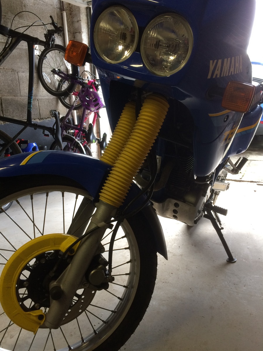 1990 Yamaha Tenere (Original - Low Km's) For Sale (picture 5 of 9)