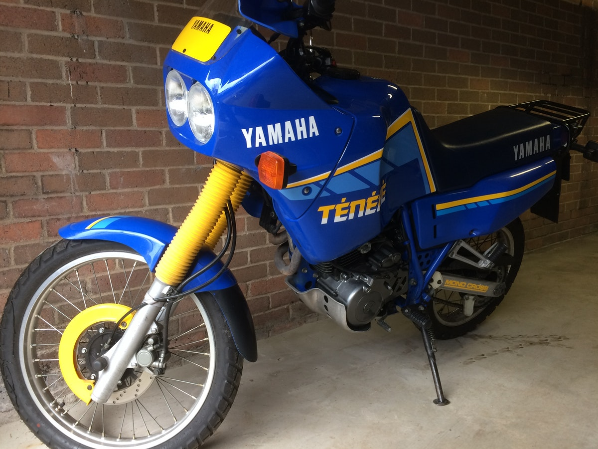 1990 Yamaha Tenere (Original - Low Km's) For Sale (picture 8 of 9)