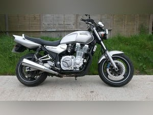 2002 Yamaha XJR 1300 60000 Miles £1695 on the road For Sale (picture 1 of 6)