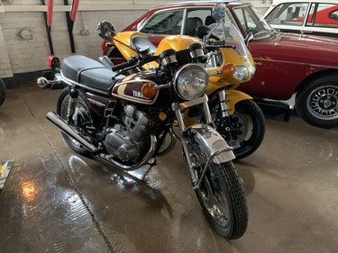 Picture of 4177 Yamaha XS500 - RESERVED For Sale