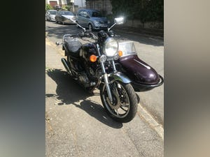 1982 Yamaha TR1 sidecar Outfit-Price Reduced! For Sale (picture 8 of 12)