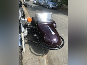 1982 Yamaha TR1 sidecar Outfit-Price Reduced! For Sale (picture 10 of 12)