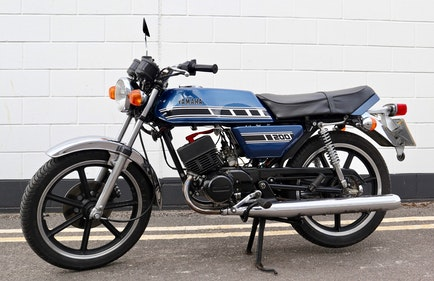 Picture of 1977 Yamaha RD200 - Ready to ride - BARGAIN For Sale