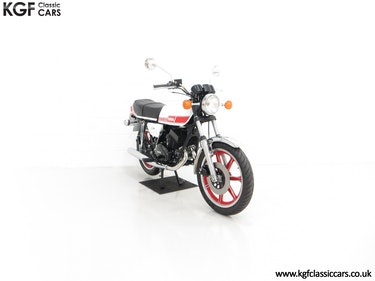 Picture of 1978 A Fabulous UK Matching Numbers Yamaha RD250E with Low Owner For Sale