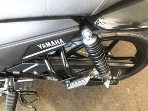2019 YAMAHA YS125 MOTORBIKE EURO4 - 7miles only from new For Sale (picture 7 of 16)