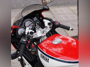 1985 Yamaha RD500 LC YPVS Low Mileage, Beautiful, Immaculate. For Sale (picture 8 of 12)