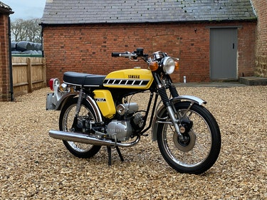 Picture of 1976 Yamaha FS1E DX. Beautifully Restored For Sale