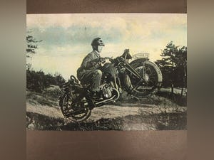 1936 Zundapp K500 Wehrmacht WW11, Fully Restored, Beautiful. For Sale (picture 2 of 6)