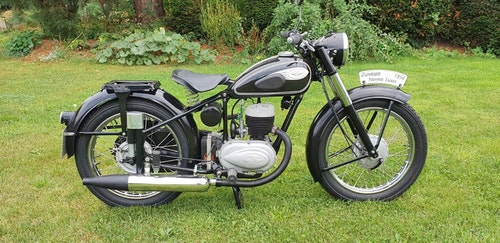 Picture of 1954 Zündapp Norma luxes DB234 For Sale