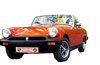 Picture of  Stunning MG Midget - MG Midget Gift Voucher For Sale