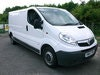 Picture of 2013 Vauxhall Vivaro 2900 LWB standard Roof 2.0 (115PS) van SOLD